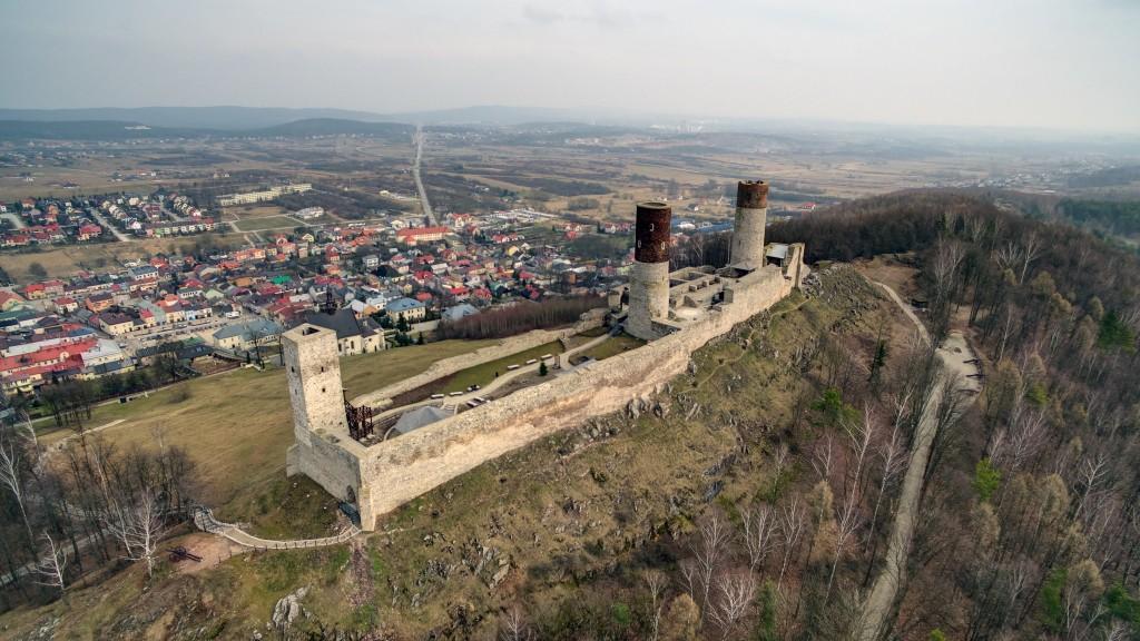 Zamek_w_Checinach_Lukasz_Wasik